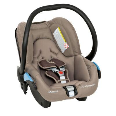 Imagem 1 do produto Bebê Conforto Streety.fix Walnut Brown (0m+) - Bébé Confort