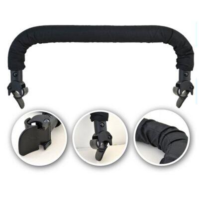 Imagem 1 do produto Barra de Proteção frontal  Lite Way Preta  - Chicco