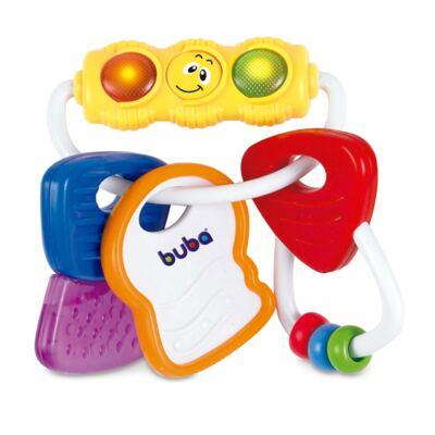 Imagem 1 do produto Chaveiro de Atividades e Mordedor (3m+) - Buba