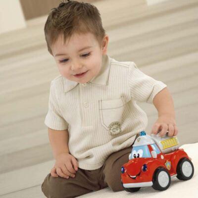 Imagem 2 do produto Caminhão Fire Truck - Funny Vehicles (12m+) - Chicco