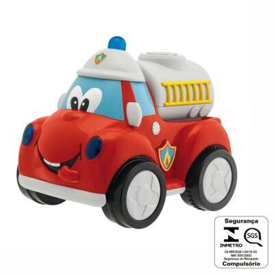 Imagem 4 do produto Caminhão Fire Truck - Funny Vehicles (12m+) - Chicco