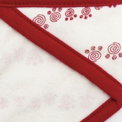 Imagem 2 do produto Babador Bandana para bebe atoalhado Guaxinim - Classic for Baby