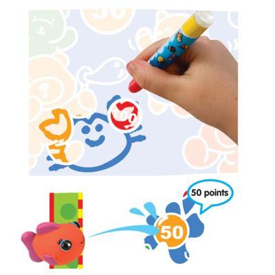 Imagem 2 do produto Kit para Desenho Aqua Doodle Desenhando no Banho (36m+)- K's Kids