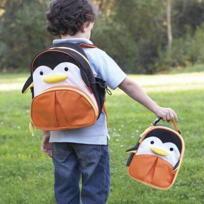 Imagem 3 do produto Lancheira Zoo Pinguim - Skip Hop