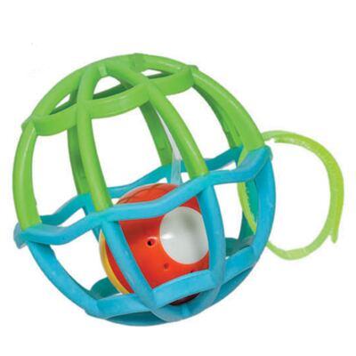 Imagem 1 do produto Baby Ball Luz & Som Azul (6m+) - Buba
