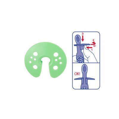 Imagem 3 do produto Escova Massageadora de Gengivas (4m+) - Chicco