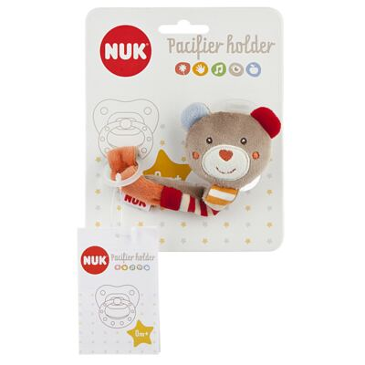 Imagem 3 do produto Prendedor de Chupeta Teddy - NUK