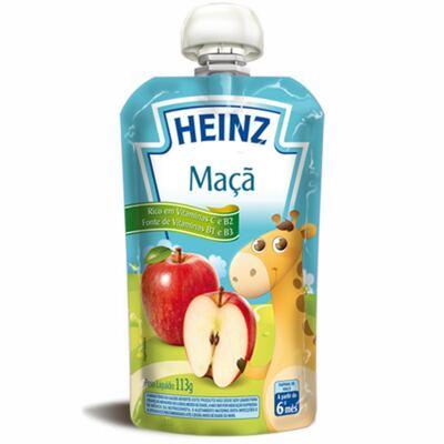 Imagem 1 do produto Papinha para bebe Maça (6m+)  - Heinz