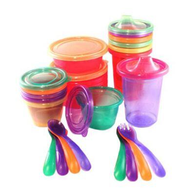 Imagem 2 do produto Kit Alimentação Completo - 24 peças - Clevamama