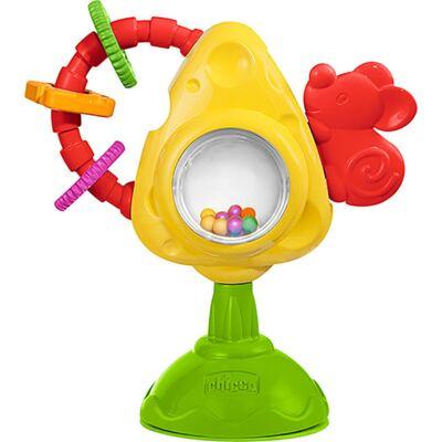 Imagem 1 do produto Brinquedo Cadeirão Queijinho Divertido (6m+) - Chicco
