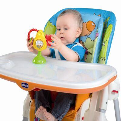 Imagem 3 do produto Brinquedo Cadeirão Queijinho Divertido (6m+) - Chicco
