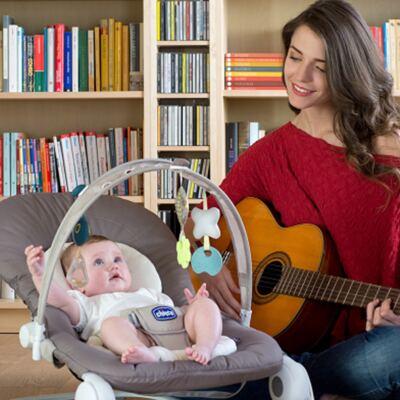 Imagem 7 do produto Espreguiçadeira Chicco Hoopla Natural- Chicco