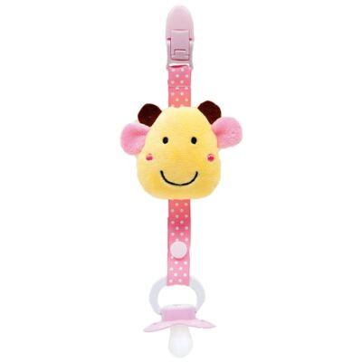 Imagem 1 do produto Prendedor de Chupeta Safari Girafinha (3m+) - Buba