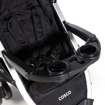 Imagem 4 do produto Carrinho Umbrella Deluxe (0m+) Preto - Cosco