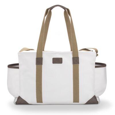 Imagem 3 do produto Mala maternidade + Bolsa + Frasqueira para bebe Off White - Masterbag