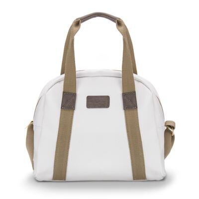 Imagem 4 do produto Mala maternidade + Bolsa + Frasqueira para bebe Off White - Masterbag