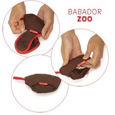 Imagem 4 do produto Babador para bebe Zoo Macaco - Skip Hop
