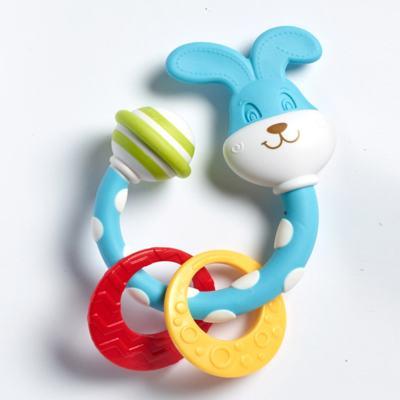 Imagem 1 do produto Meu Primeiro Chocalho Mordedor Coelhinho  (0m+) - Tiny Love