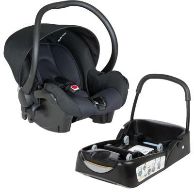 Imagem 1 do produto Bebê Conforto One Safe XM Full Black  + Base para Bebê Conforto One Safe XM  - Safety 1st