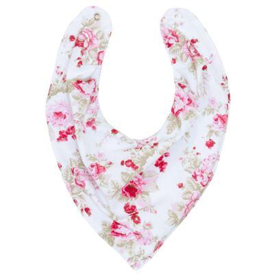 Imagem 1 do produto Babador Bandana para bebe Catarina - Biramar Baby