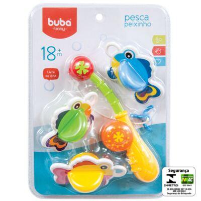 Imagem 2 do produto Pescaria no banho (18m+) - Buba