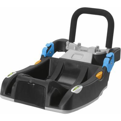 Imagem 3 do produto Viaro Travel System: Carrinho de bebê Viaro Graphite + Poltrona Keyfit Night (0m+) - Chicco