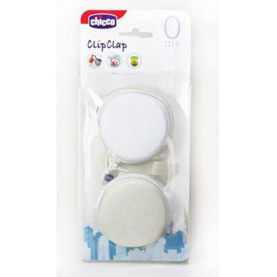 Imagem 1 do produto Caixinha Porta-Chupeta Branca /Marfim (0m+) - Chicco