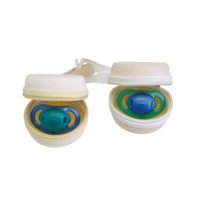 Imagem 2 do produto Caixinha Porta-Chupeta Branca /Marfim (0m+) - Chicco
