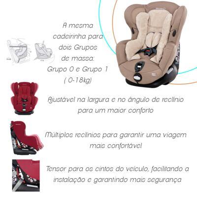 Imagem 7 do produto Cadeira Iseos Neo Plus Earth Brown (0m+) - Bébé Confort