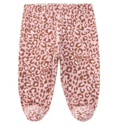 Imagem 5 do produto Body longo com Calça (mijão) e Colete para bebe Leopard Print - Grow Up - 01040056.121 CJ PG CUDDLE C/ COLETE ROSA BLUSH-M