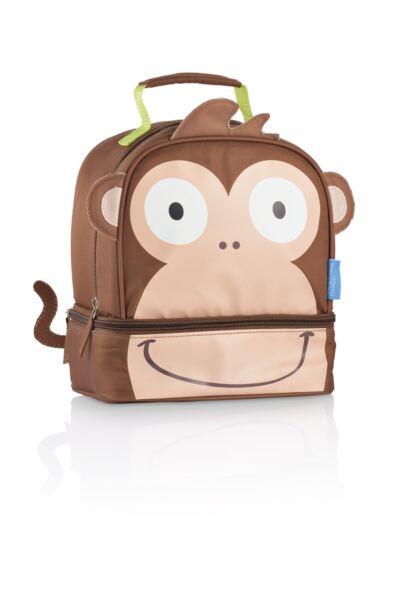 Imagem 1 do produto Lancheira Térmica Macaco Multikids Baby - BB237