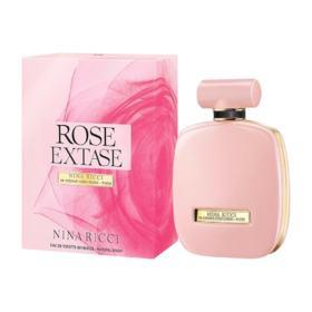 Rose Extase Nina Ricci Perfume Feminino - Eau de Toilette - 80ml