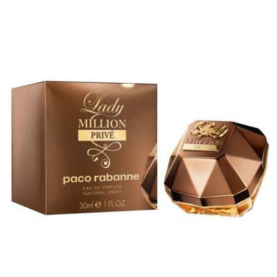 Imagem 3 do produto Lady Million Privé Paco Rabanne -  Feminino - Eau de Parfum - 80ml