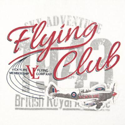 Imagem 3 do produto Blusão com Calça em plush Flight Club - Vicky Lipe - CLÁSSICO-GG
