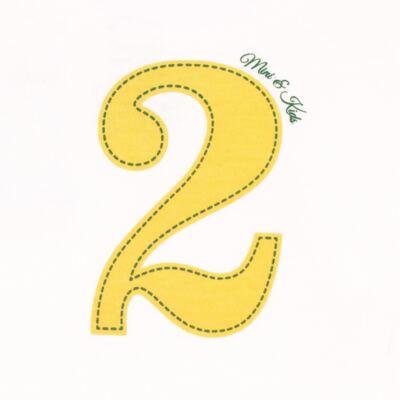Imagem 6 do produto Body longo com Calça para bebe em Pima Cotton Supreme Brasil - Mini & Kids - CBBC334 BODY ML COM CALÇA SUEDINE BRASIL-G