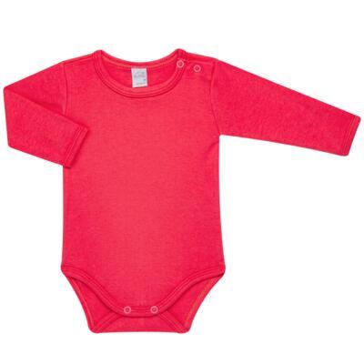 Imagem 2 do produto Body longo com Calça para bebe em algodão egípcio c/ jato de cerâmica e filtro solar fps 50 Sweet Love - Mini & Kids - CS561.256 CONJ BODY ML C/ MIJAO SUEDINE LOVE-G