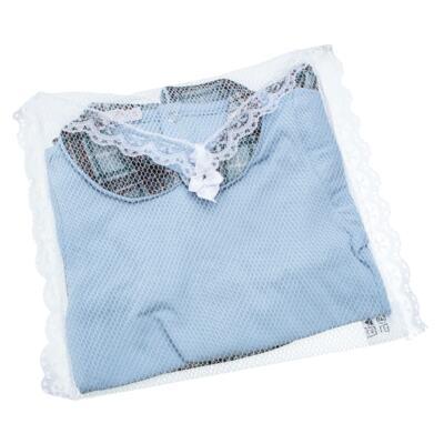 Imagem 6 do produto Body longo c/ Calça (Mijão) em algodão egípcio Windsor - Roana - 02532024370 Conjunto Body longo com Calça Azul Xadrez-P