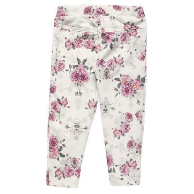 Imagem 5 do produto Blusa com Legging para bebe em cotton Ballerina Camelli - Charpey - WHITE -G