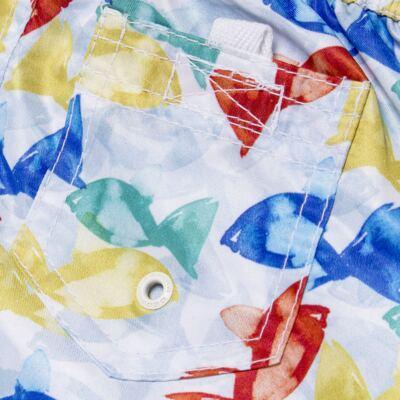 Imagem 3 do produto Bermuda em microfibra Fish Pals - Dedeka - Fish Pals-1