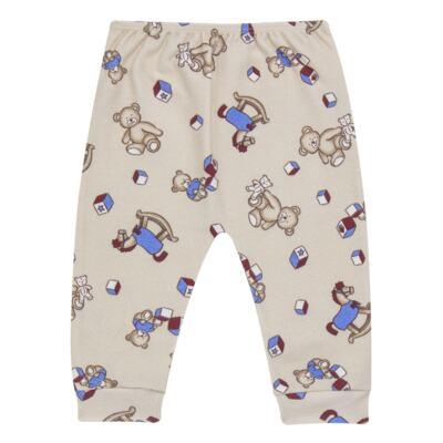 Imagem 5 do produto Body com Mijão em algodão egípcio Baby Toys - Roana - BM000887005 BODY C MIJAO 666 BEGE-G