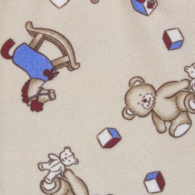 Imagem 6 do produto Body com Mijão em algodão egípcio Baby Toys - Roana - BM000887005 BODY C MIJAO 666 BEGE-G