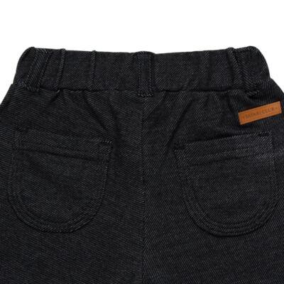 Imagem 2 do produto Bermuda para bebe em fleece Black Jeans - Petit - 85014309 BERMUDA AVULSA FLEECE SAFARIA -M