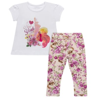 Imagem 1 do produto Bata com Legging L'Amore - Grow Up