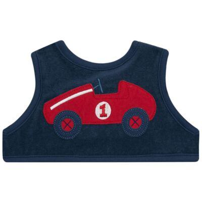 Imagem 1 do produto Babador de vestir atoalhado Little Car - Classic for Baby - BVE551 BABADOR DE VESTIR ATOALHADO-M