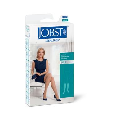 Imagem 1 do produto Meia Calça Materna 20-30 mmHg Ultra Sheer Jobst - NATURAL PONTEIRA FECHADA M