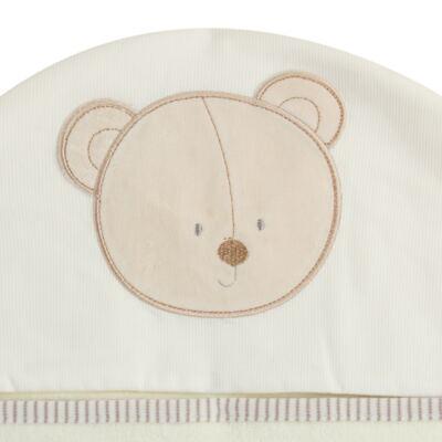 Imagem 3 do produto Toalha Max com capuz para bebe Nature Cute Bear - Classic for Baby