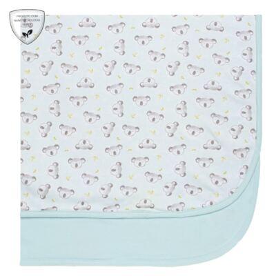 Imagem 1 do produto Manta para bebe em suedine Baby Calm Coalinha - Nano Protect - 77104118 MANTA AVULSA SUEDINE COALA