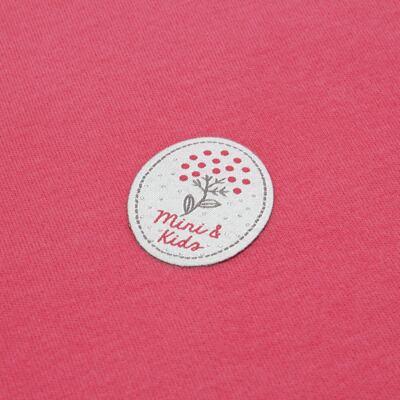 Imagem 2 do produto Manta para bebe em algodão egípcio c/ jato de cerâmica e filtro solar fps 50 Secret  Garden - Mini & Kids