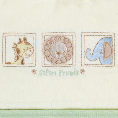 Imagem 4 do produto Toalha Max com capuz para bebe Safari Friends - Classic for Baby