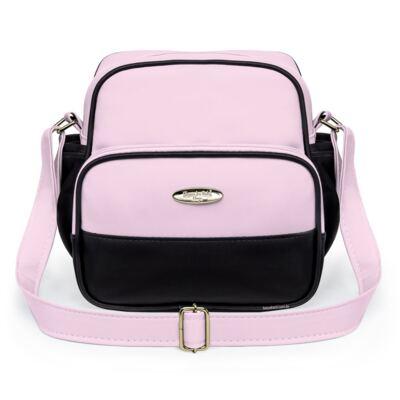 Imagem 3 do produto Kit Bolsa maternidade para bebe + Frasqueira Preto/Rosa Unique - Classic for Baby Bags